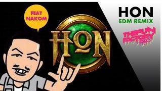 HON [ EDM REMIX ]Feat. Na Kom น้าค่อม  - ThefunfactoryRMX [ เพลงแดนซ์ ตื๊ดๆ ]