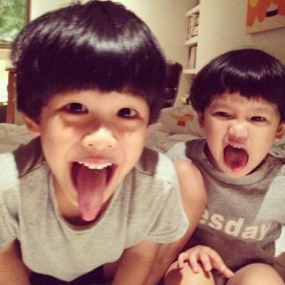 อัพเดท น้องคุน-น้องจุน 2หล่อแห่งบ้าน วงศ์พัวพันธ์