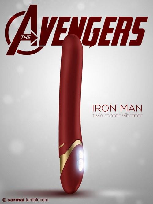 รูป Iron Man twin motor vibrator.jpg
