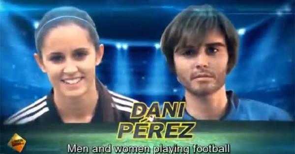 นักฟุตบอลหญิง